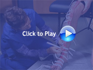 The Lower Extremity, Paper Tape Method Video