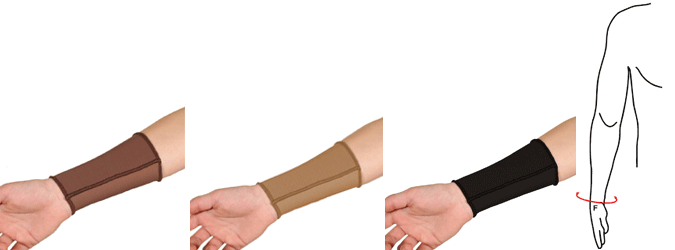 Ready Fit Arm Sleeve Measurement